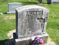 Eliza J. <i>Chapman</i> Adams