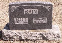 Bessie Pearl <i>Keeton</i> Bain