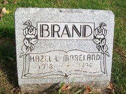 Hazel L <i>Brand</i> Moreland