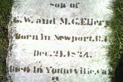Capt William Ellery