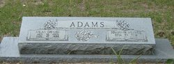 Johnnie <i>Reeves</i> Adams