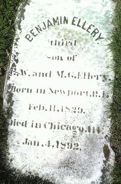 Benjamin Ellery