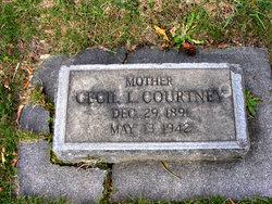 Cecil Louisa <i>Romaine</i> Courtney