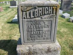 Amanda Allbright