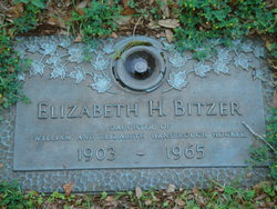 Elizabeth <i>Hocker</i> Bitzer