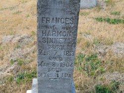 Frances <i>Moats</i> Sinnett