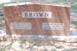 Lenore Eva <i>Bland</i> Brown