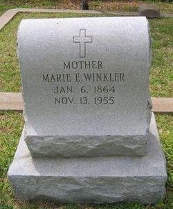 Marie Elizabeth <i>Bidel</i> Winkler