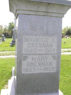 Maurice D Brennan