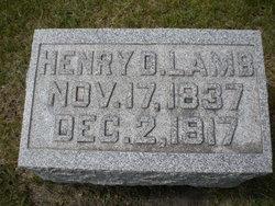 Henrey Dearborne Lamb