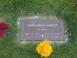 Gene Larue Harrop
