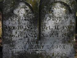 Josiah Cook