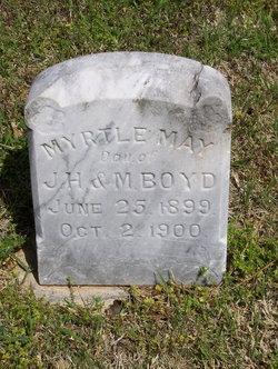 Myrtle May Boyd