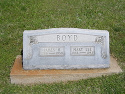 Mary Lee <i>McClain</i> Boyd