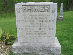 George W Shimer