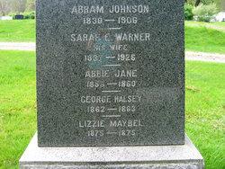 Lizzie Maybel Johnson