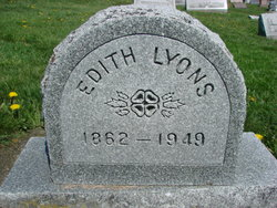 Edith Adeline <i>Manchester</i> Lyons