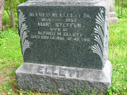 Alfred M Ellett, Sr
