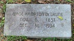 Wade Hampton Delaune