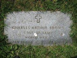 Charles Arthur Brown