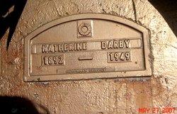 Katherine Kate Darby