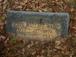 John Wallace Wade
