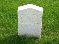 Pvt Jesse W. Abrams