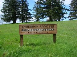 Anderson Lone Fir Cemetery