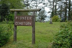 Bay Center Pioneer Cemetery