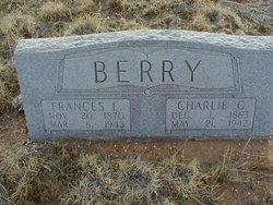 Charlie G Berry