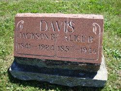 Alice <i>Boothe</i> Davis