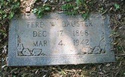 Ferdinand William Dauster