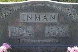 Baxter Ruben Inman