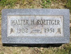 Walter Henry Roettger