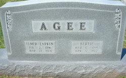Elmer Larkin Agee