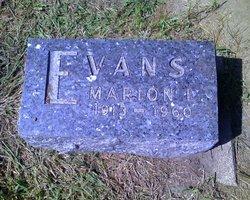 Marion LeGrand Evans