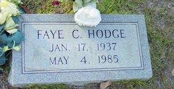 Faye <i>Clark</i> Hodge