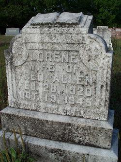 Lorene <i>Blankenship</i> Allen