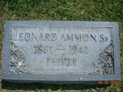 John Leonard Ammon