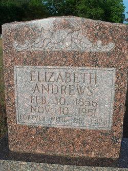 Juda Elizabeth <i>Halbrook</i> Andrews