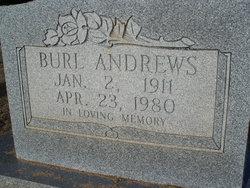 Burl Dean Andrews