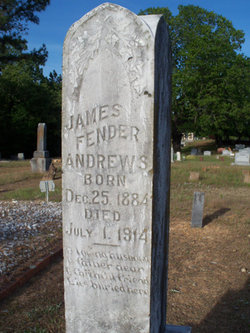 James Fender Andrews