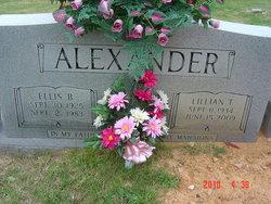 Lillian Mae <i>Tuggle</i> Alexander