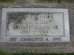 Charlotte Arleita <i>Templeton</i> Amick
