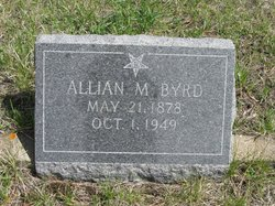 Allian Allie <i>Moore</i> Byrd