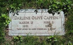 Darlene Olive Cappen