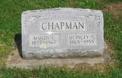 Quincy Gilmore Chapman
