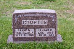 Frank M Compton