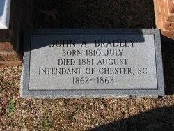 John A. Bradley