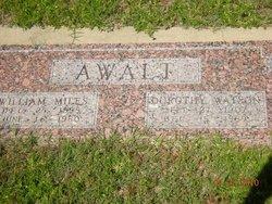 William Miles Awalt